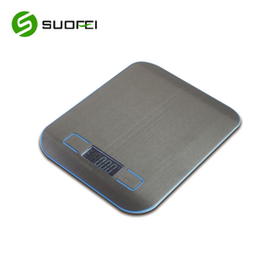 Suofei SF-2012 Household Balance Weight Food Diet Digital Kitchen Scale