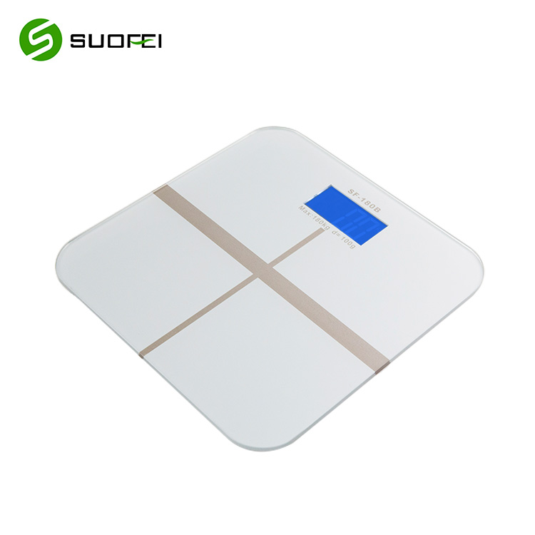 Suofei SF-180B Precise Household Digital Bluetooth Weigh Electronic Body Scale