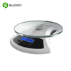 Suofei SF-450 Tempered Glass 5Kg Food Scale Electronic Weight Digital Kitchen Scale