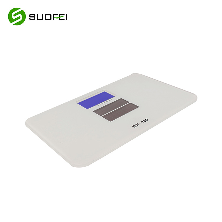 Suofei SF-190 Well Used Home Digital Bathroom Weigh Electronic Acs Body Scale