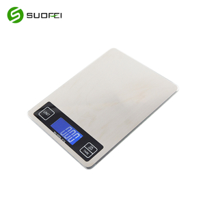 Suofei SF-660A Weighing Scale Type Stainless Steel 1kg-8kg Digital Food Diet Kitchen Scale
