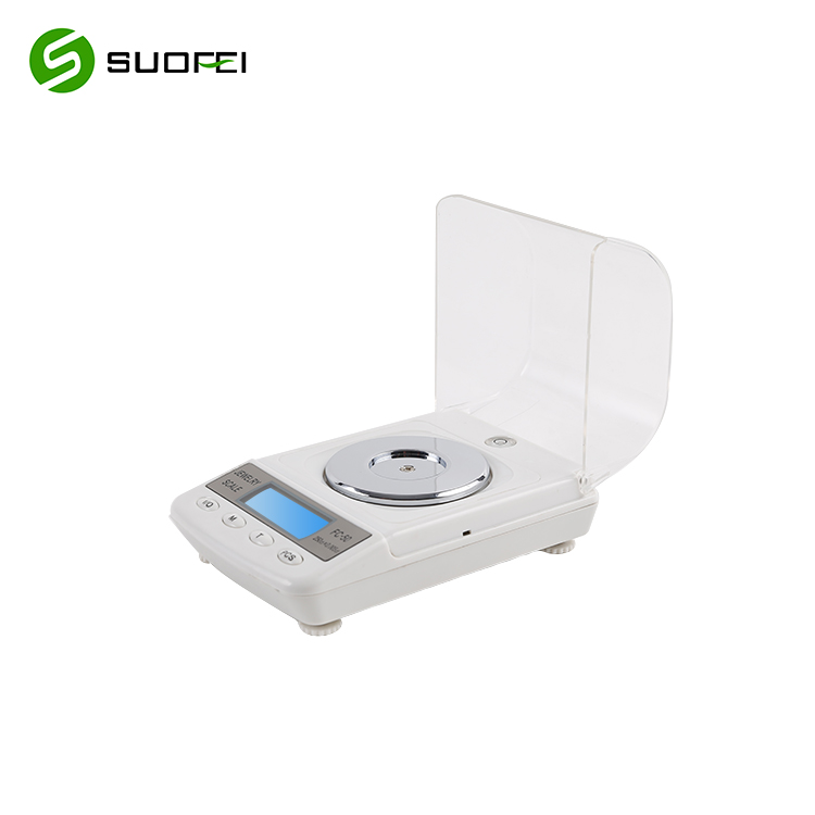 Suofei FC-50 Weight Measurement Machines Gold Diamond Digital Weighing Electronic Pocket Scale