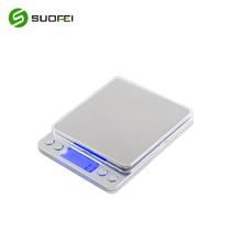 Suofei SF-810 High Precision Diamond Digital Weighing Electronic Jewelry Pocket Scale