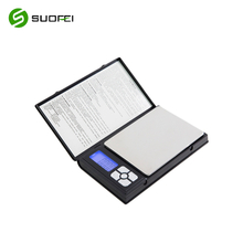 Suofei SF-820 Small Mini Jewelry Diamond Digital Weighing Electronic Pocket Scale