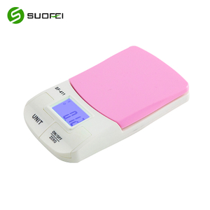 Suofei SF-411 Smart Portable Cheap 3kg Food Scale Electronic Weight Digital Kitchen Scale