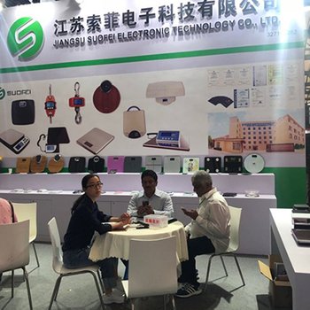 2019 China international weighing apparatus exhibition