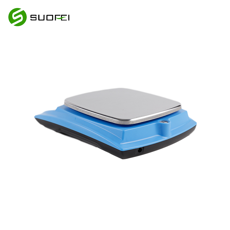 Suofei SF-460 Home Stainless Steel Food Scale Electronic Weight Digital Kitchen Scale