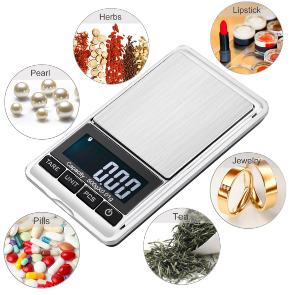 body scale supplier